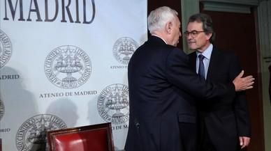 Mas propone a Rajoy que plantee una reforma constitucional