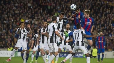 Horari i on veure a TV el Barça-Juventus