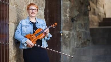 «Tras llenar bandejas de carne, enseñaba violín»