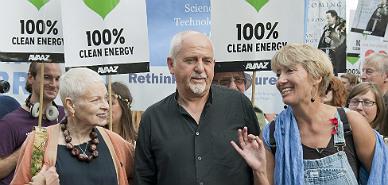 La protesta global contra el cambio clim�tico reclama acci�n urgente