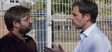 """ICV-EUiA pide la reprobaci�n del alcalde de Castelldefels por """"mentir"""" sobre el catal�n"""