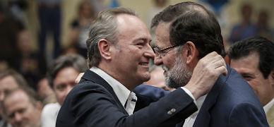 """Rajoy: """"Espa�a no puede caer en las ocurrencias"""""""