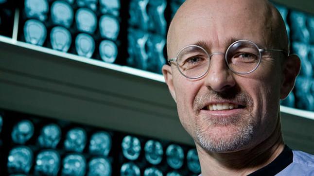 El neurocirujano Sergio Canavero, en la web TEDx.