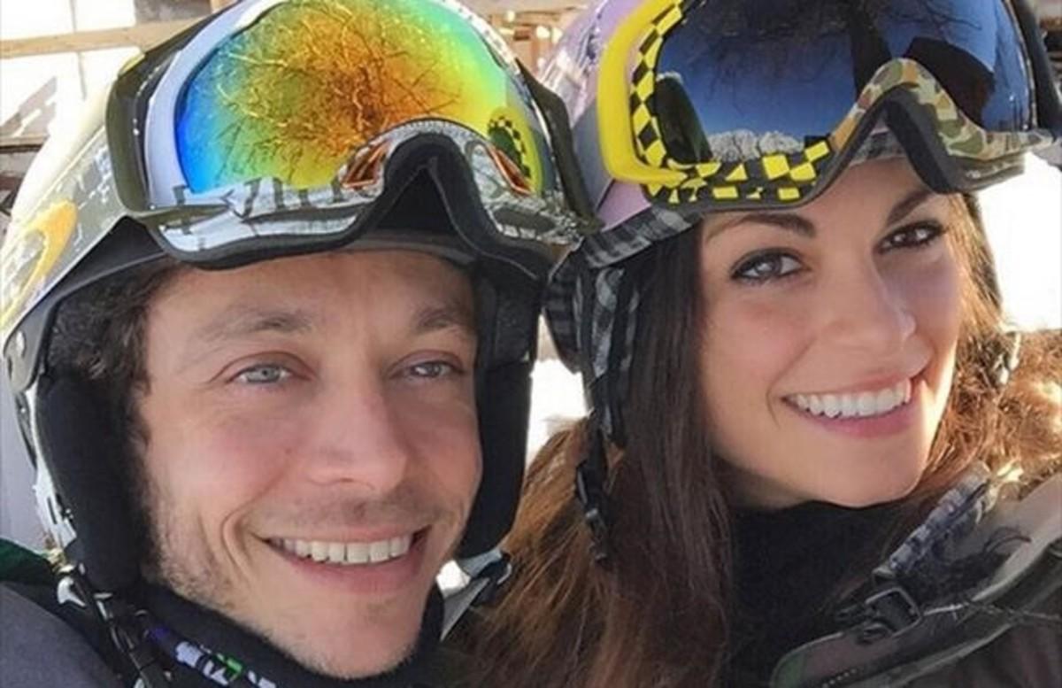 Valentino Rossi y su novia ponen punto final a su relación tras nueve años