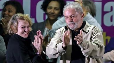 """Lula: """"Proveu que sóc corrupte i vaig a la presó caminant pel meu propi peu"""""""