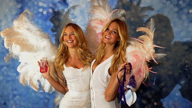 Los �ngeles de Victoria's Secret desfilar�n por primera vez vez en Par�s