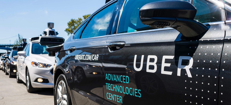 Uber empieza 2017 con<br> un escándalo y una demanda (ES)