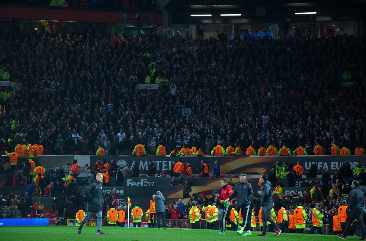 Manchester United FC vs Anderlecht
