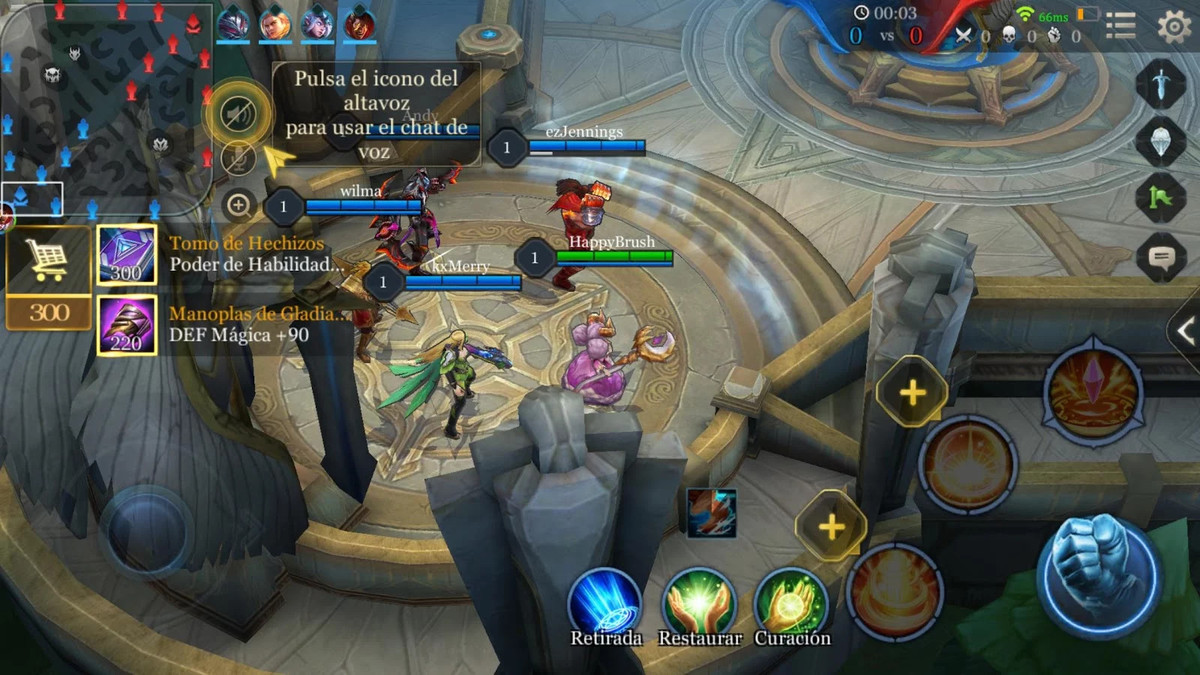 Arena of Valor.