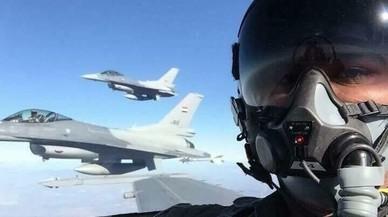 Els 'selfies' de la batalla de Mossul