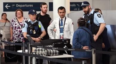 Detinguts a Austràlia quatre terroristes que planejaven atemptar contra un avió