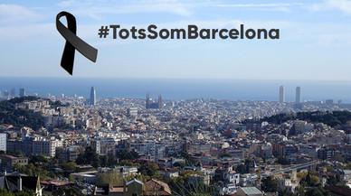 Els municipis catalans guardaran silenci en solidaritat amb les víctimes