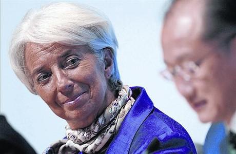 El FMI ofrece un àgape sibarita a 7.000 empleados