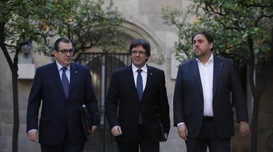 Puigdemont defensa els Mossos davant les crítiques de la CUP