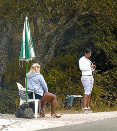 Las multas reducen la prostitución en las carreteras catalanas