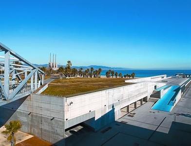 La megadisco de Nouvel 'alargará' la Diagonal hasta el Port Fòrum en el 2013