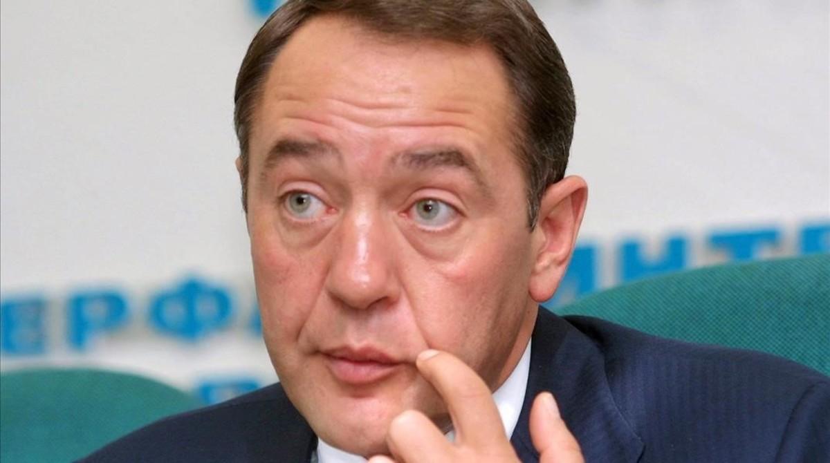 El misterio envuelve la muerte en EEUU de un exministro de Putin