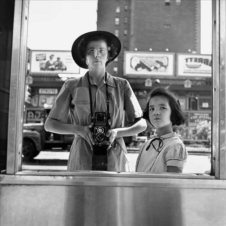 Vivian Maier, la fotògrafa invisible