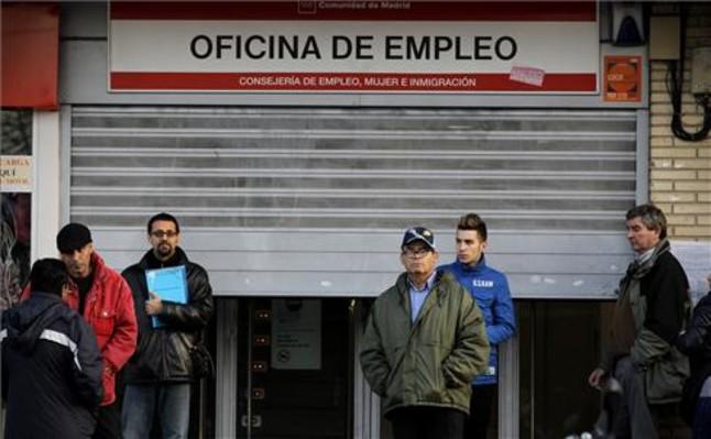 Trabajo cifra en euros el gasto por desempleo for Oficina del paro murcia