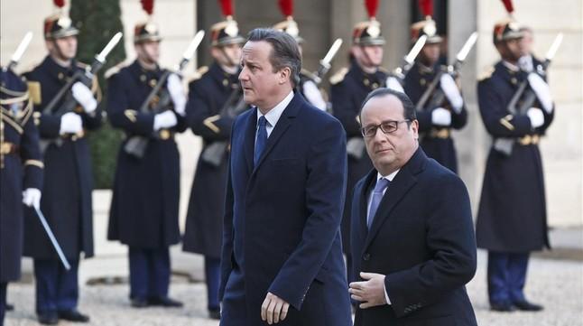 Cameron prepara el terreny per intervenir a Síria