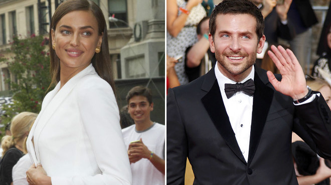 Irina Shayk i Bradley Cooper, gairebé un any d'amor