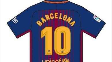 Tots els jugadors blaugrana seran 'Barcelona'