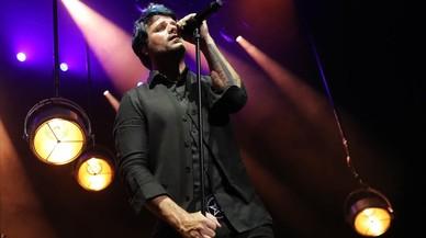 Dani Martín actuarà al Palau Sant Jordi el 26 de maig del 2018