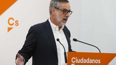 """Ciudadanos admite que """"no es favorable"""" que Rajoy dé explicaciones por la 'Gürtel'"""