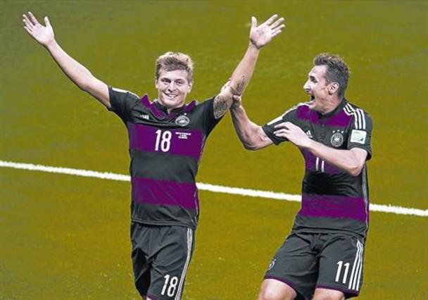 El Bar�a rechaz� dos veces a Kroos antes de irse al Madrid