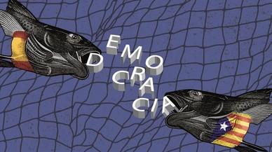 La paraula 'democracia'