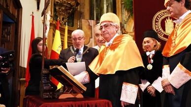 Manuel Lao investido doctor honoris causa en Murcia