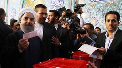 Rohaní, el moderat que va obrir l'Iran al món