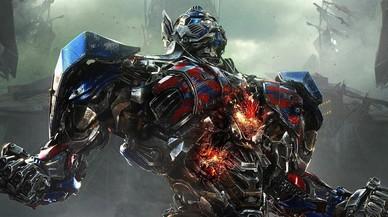 'Transformers' lidera i 'Mad in Spain' no remunta