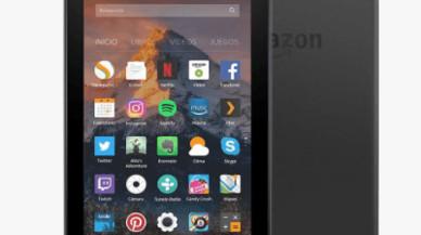 Así son las tabletas económicas de la serie Fire que presenta Amazon