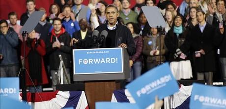 Obama y Romney apuran sus opciones bajo la sombra del empate