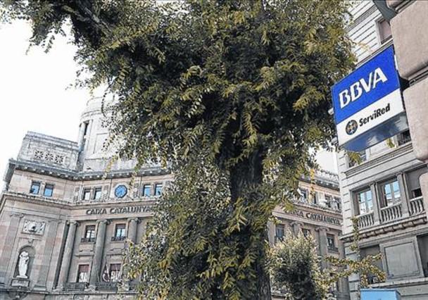 Catalunya banc se fusiona con el bbva for Catalunya banc oficinas