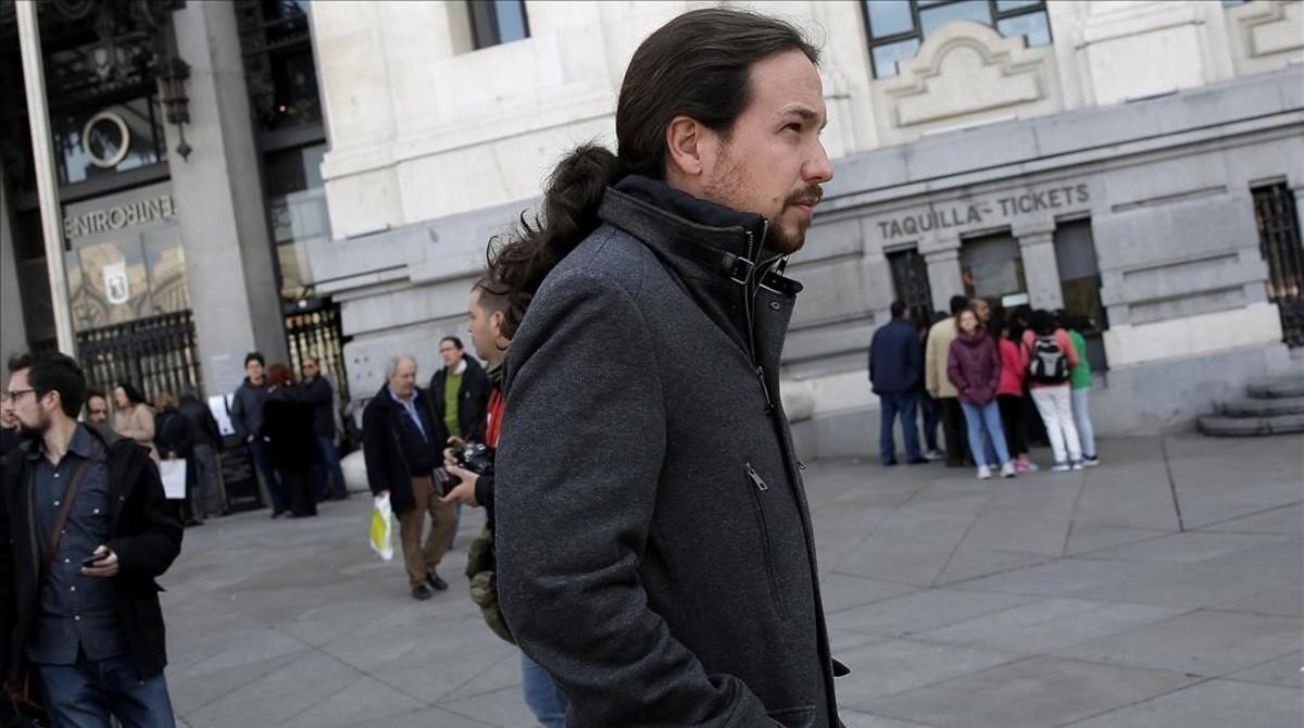 La reuni�n entre Pedro S�nchez y Pablo Iglesias se desvanece