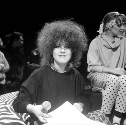 Paloma Chamorro, que desde 'La edad de oro' difundió la movida como fenómeno cultural.