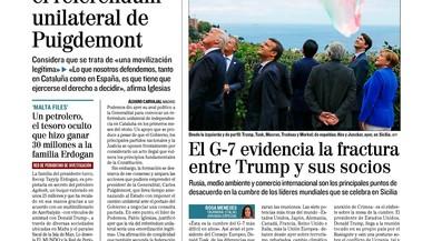 L'Espanya una reviu: l'autonomia de Catalunya, una graciosa concessió de Madrid