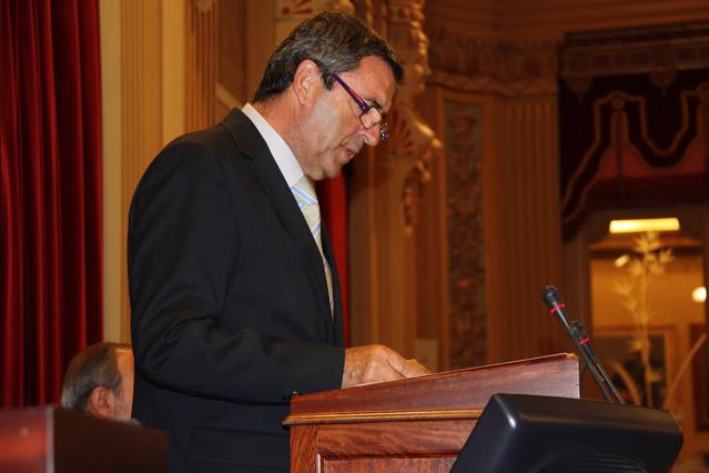 El presidente del Parlament balear, imputado en el 'caso Over'