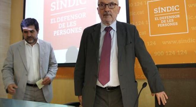 Ribó diu que Galiñanes va aportar informació sobre els seus pacients