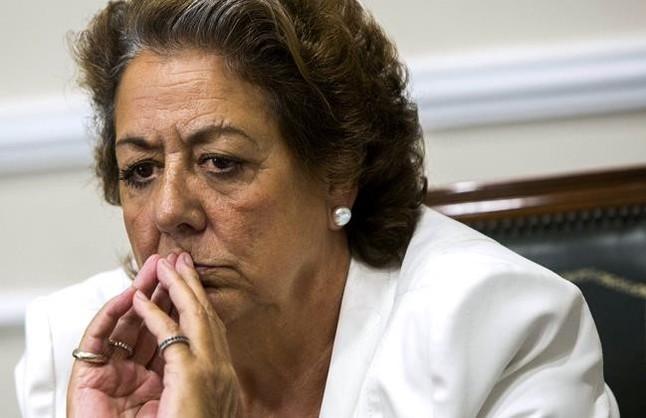 El juez imputa al PP de Valencia y pide a Rita Barberá que declare