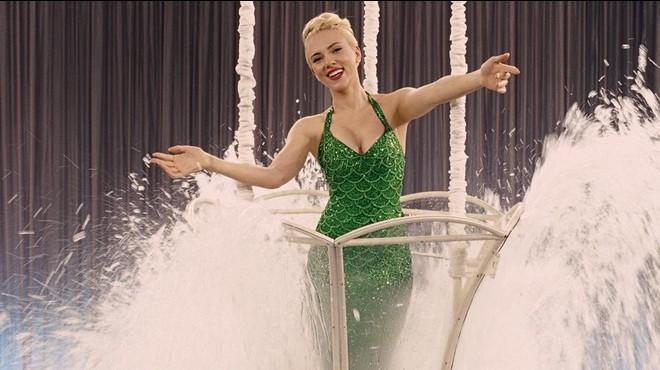 Scarlett Johansson, en un fotograma de ''�Ave, C�sar!', la pel�cula de los hermanos Coen que abrir� este jueves la Berlinale.