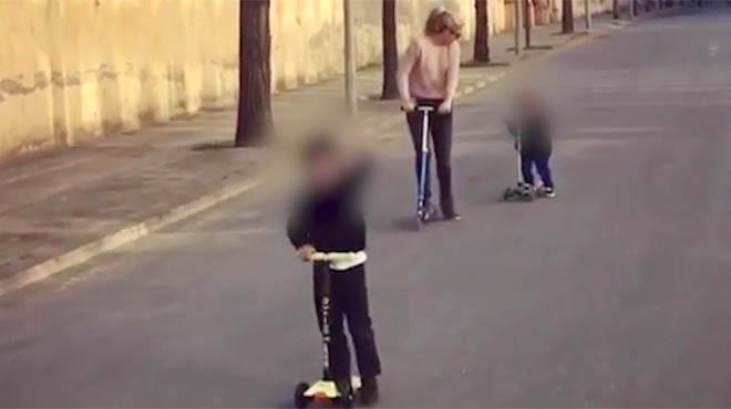 Shakira disfruta con sus hijos ante los rumores de embarazo