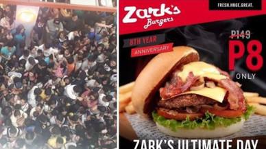 Caos a les Filipines per la venda d'hamburgueses a 13 cèntims