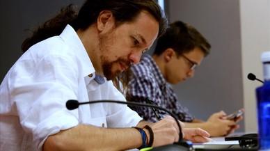 La crisi de Podem a Madrid s'agreuja i enterboleix el consell ciutadà