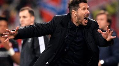 """Simeone: """"El Barça segueix sent el millor, depèn del que estiguin disposats a fer"""""""
