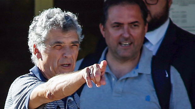 Villar i el seu fill paguen la fiança i surten de la presó