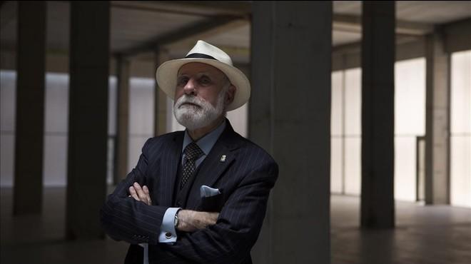 Vinton Cerf, en Barcelona.