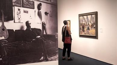 Ramon Pichot, entre Rusiñol y Picasso